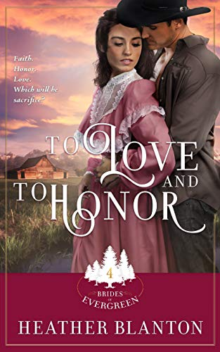 To Love And To Honor by Heather Blanton ebook deal