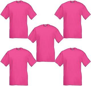 2c34580b60a Amazon.co.uk: Pink - Tops, T-Shirts & Shirts / Men: Clothing