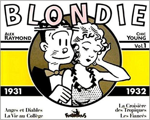 Blondie - 1 : 1931-1932