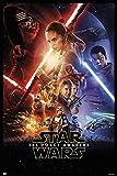 Grupo Erik Editores Poster Star Wars Vii Onesheet