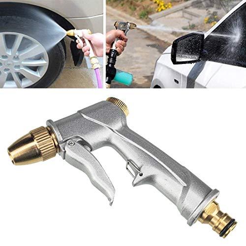 Generic Brands Riego y riego IBHT Coche/el hogar portátil de Alta presión de irrigación jardín Pistola de Agua de Lavado 1