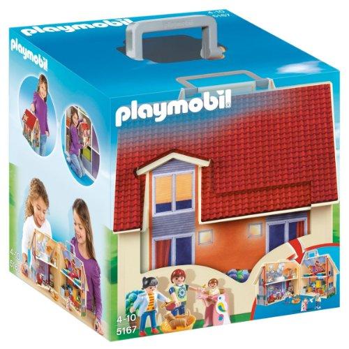 PLAYMOBIL 5167 - Casa trasportabile