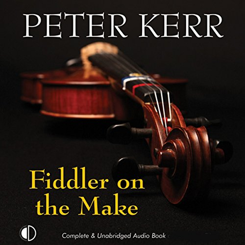 Fiddler on the Make  audiobook cover art