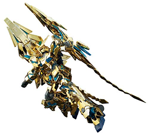 "Bandai Hobby HGUC 1/144 Unicorn Gundam Phenex Gold Coating (Gundam Narrative) ""Gundam UC"" Model Kit"
