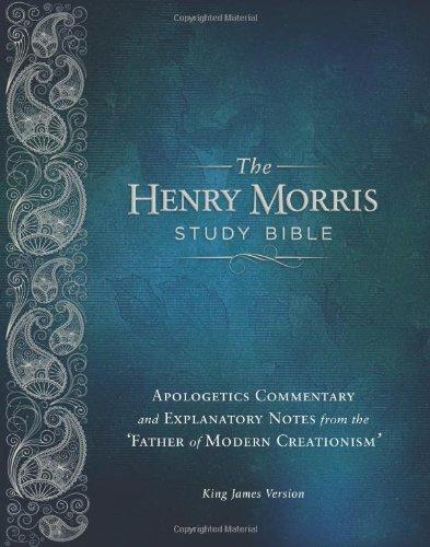 Henry Morris KJV Study Bible