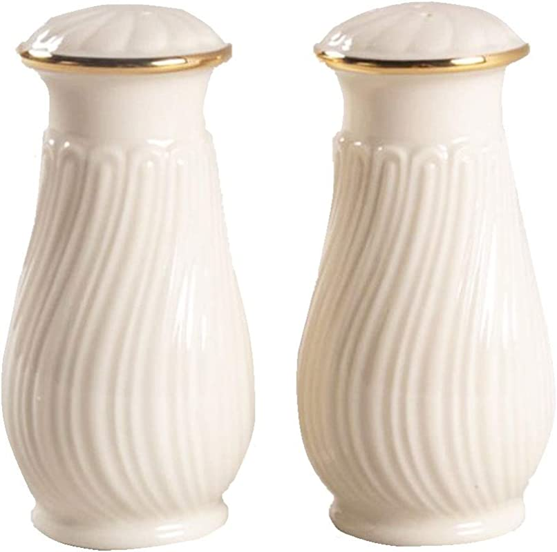 Lenox Housewarming Salt And Pepper Shakers