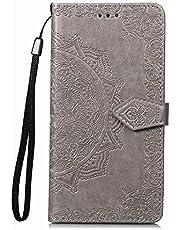 Hoesje voor Galaxy S20+ (S20Plus) PU Lederen Flip Cover Notebook Portemonnee Telefoonhoesje met Magnetische Sluiting Stand Card Houder ID Slot Folio voor Samsung Galaxy S20 Plus -
