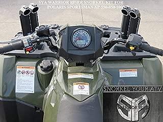 2012-16 Polaris Sportsman 850/1000 & XP & SP Warrior Riser Snorkel Kit Without LED Light By SYA