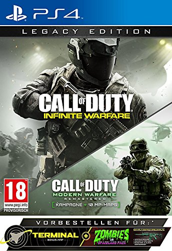 Call of Duty: Infinite Warfare - Legacy Edition - PS4 / Playstation 4