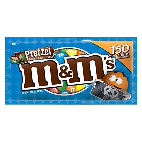 M&M Pretzels 1.14 OZ (32.3g)