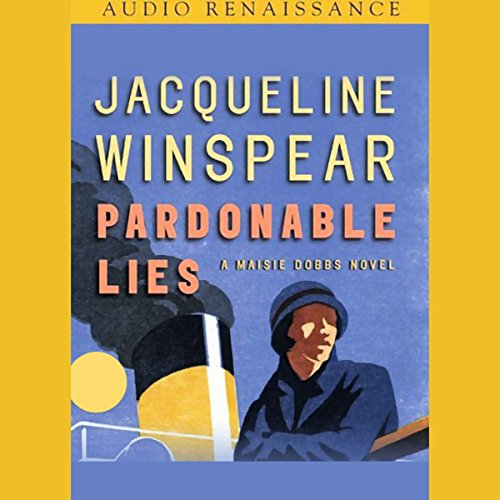 Pardonable Lies audiobook cover art