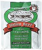 Louie's Italian Beef Seasoning, 3-ounce (Pack of 2)