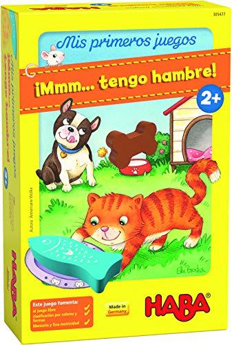 Haba-Mis Primeros Juegos – ¡Mmm… Tengo Hambre-ESP Mesa (Habermass H305477)