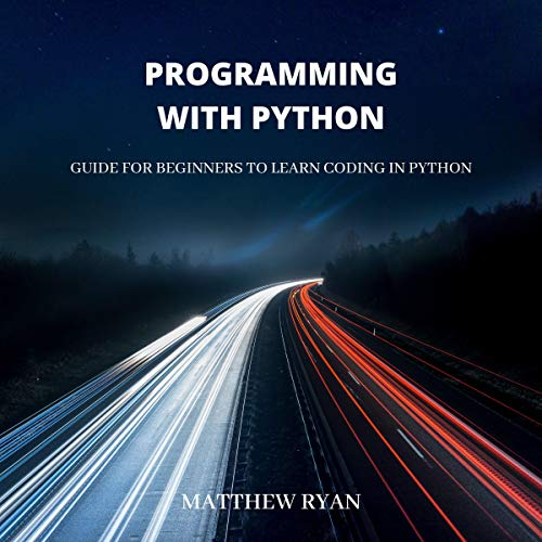 Programming with Python Audiobook By Howard Hayes cover art