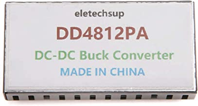 watersouprty DD4812PA Dual Isolated DC-DC Converter 35-74V to ±12V DC Step-Down Module