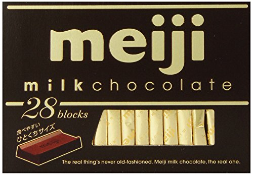 Meiji Chocolate Milk, 4.58 Ounce