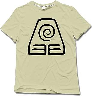 CopyBoy Stroe Custom Tshirts Design For Mens Earth Kingdom Symbol Vector Tshirts