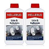 2x Mellerud Urin und Kalkstein Entferner 1L