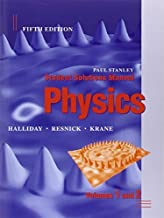 Best physics halliday 5th edition solutions Reviews