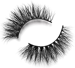 Lilly Lashes 3D Mink Carmel | False Eyelashes | Dramatic Look and Feel | Reusable | Non-Magnetic | 100% Handmade & Cruelty-Free