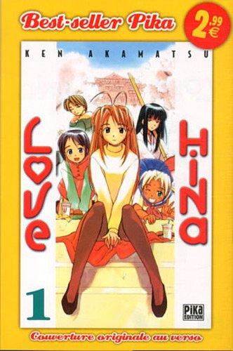 Love Hina T01 - 2,99 ?