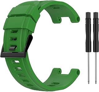 DALIN Cinturino di ricambio in silicone per smartwatch Huami Amazfit- T-Rex A1918