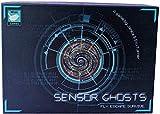 Wren Games Sensor Ghosts, un juego de cartas de rompecabezas de...