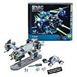 Snap Ships Gladius AC-75 Drop Ship -- Construction Toy for Custom Building and Battle Play -- Ages 8+