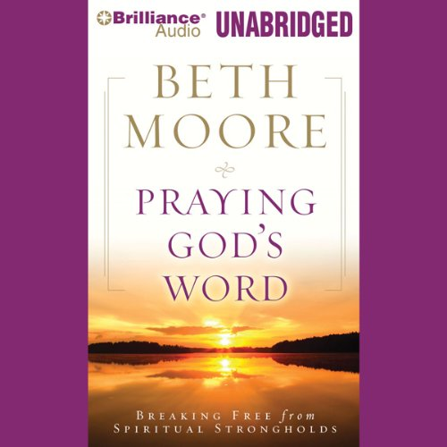 Praying God's Word audiobook cover art