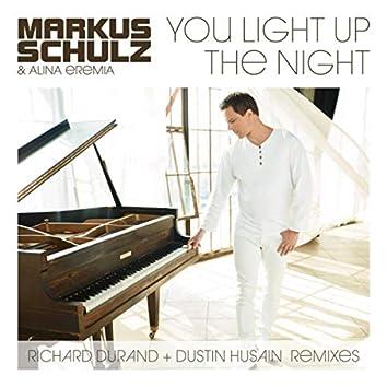 You Light Up The Night (Remixes)