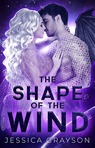 The Shape of the Wind (Mosauran Book 2) by [Jessica Grayson]