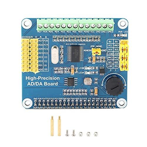 Socobeta Placa de expansión Micro 100% nueva, 8 canales para Raspberry Pi A+/B+/2B/3B/3B+