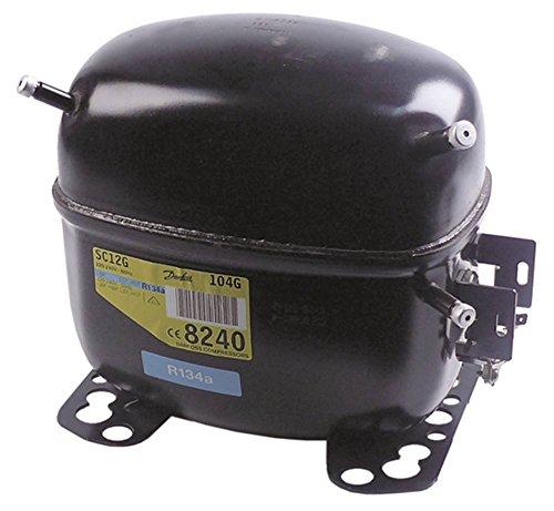 Secop by Danfoss SC12G Kompressor für Fagor AFP-1402, AFP-1603, AFP-1403, AF-1403-C, MCC-Trading-International RC700 50Hz 12,6kg
