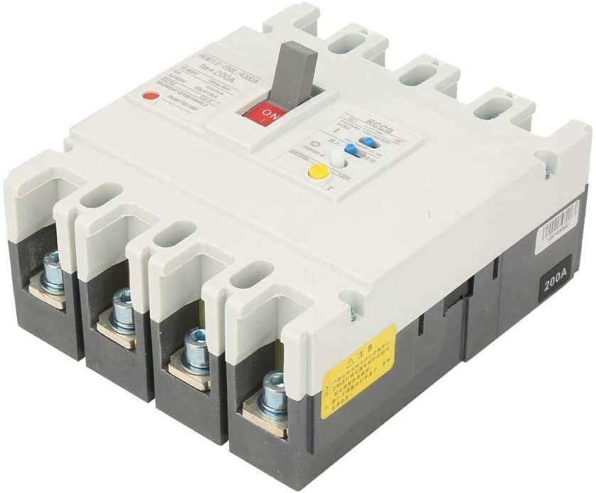 Max 73% OFF Industry No. 1 SH-CHEN Circuit Breakers Residual Current Breaker 3P+N