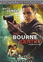 BOURNE IDENTITY (2002)/ (EXP SPEC AC3 DOL WS)(北米版)(リージョンコード1)[DVD][Import]