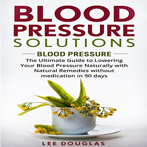Blood Pressure Solutions audiobook cover art