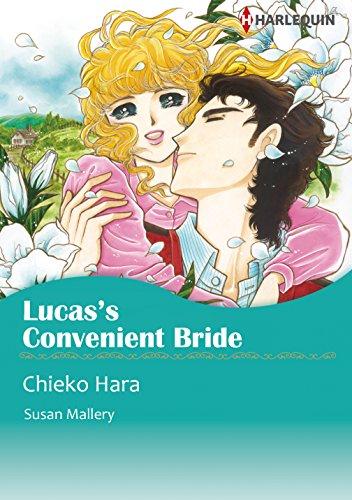 Lucas's Convenient Bride: Harlequin comics (English Edition)
