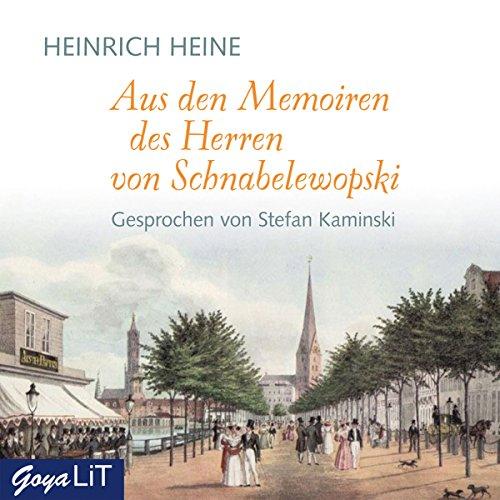 Aus den Memoiren des Herren von Schnabelewopski Titelbild