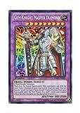遊戯王 英語版 HA07-EN059 Gem-Knight Master Diamond ジェムナイトマスター ダイヤ (シークレットレア) 1st Edition