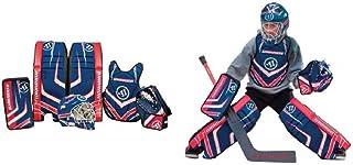 Warrior Street Hockey Goalie Boxed Set 24-in Left-Blocker Right-Catcher