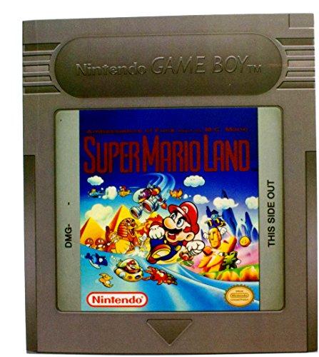 Super Mario Land Game Boy - Cuaderno de cartuchos, color