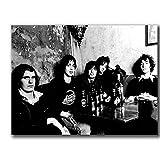 DNJKSA The Strokes Rockmusik Band Stars Poster Druck auf