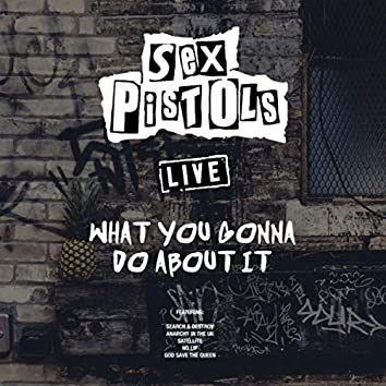 What You Gonna Do About It (Live)