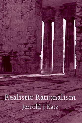Realistic Rationalism (Representation and Mind)