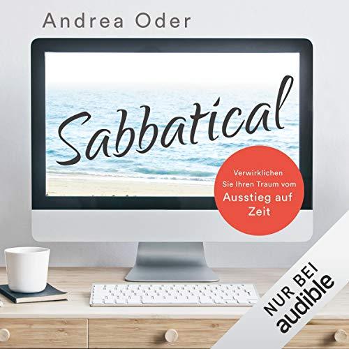 Sabbatical audiobook cover art