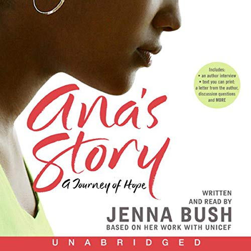 Ana's Story audiobook cover art