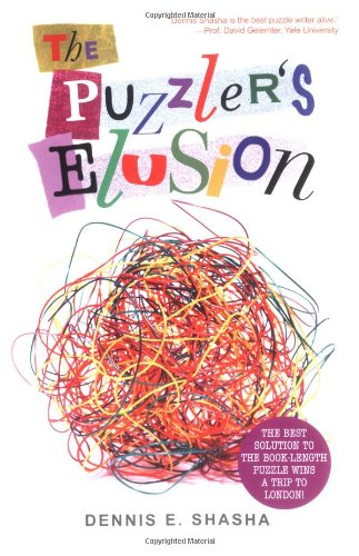The Puzzler's Elusion: A Tale of Fraud, Pursuit, and the Art of Logic