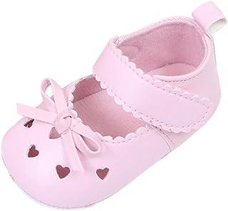 ❤️Amlaiworld Hiver Chaussons Bottes Fourrure Chaussures de b/éb/é Chaussures de Marche pour Filles Bottes Molles pour Filles 3-12Mois