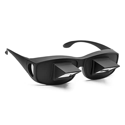 1110183da1b5 House of Quirk Horizontal Lazy Glasses High Definition Prism Periscope