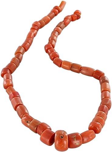 buen precio ANTIQUE ANTIQUE ANTIQUE CORAL Beads Yemen  1  tienda en linea